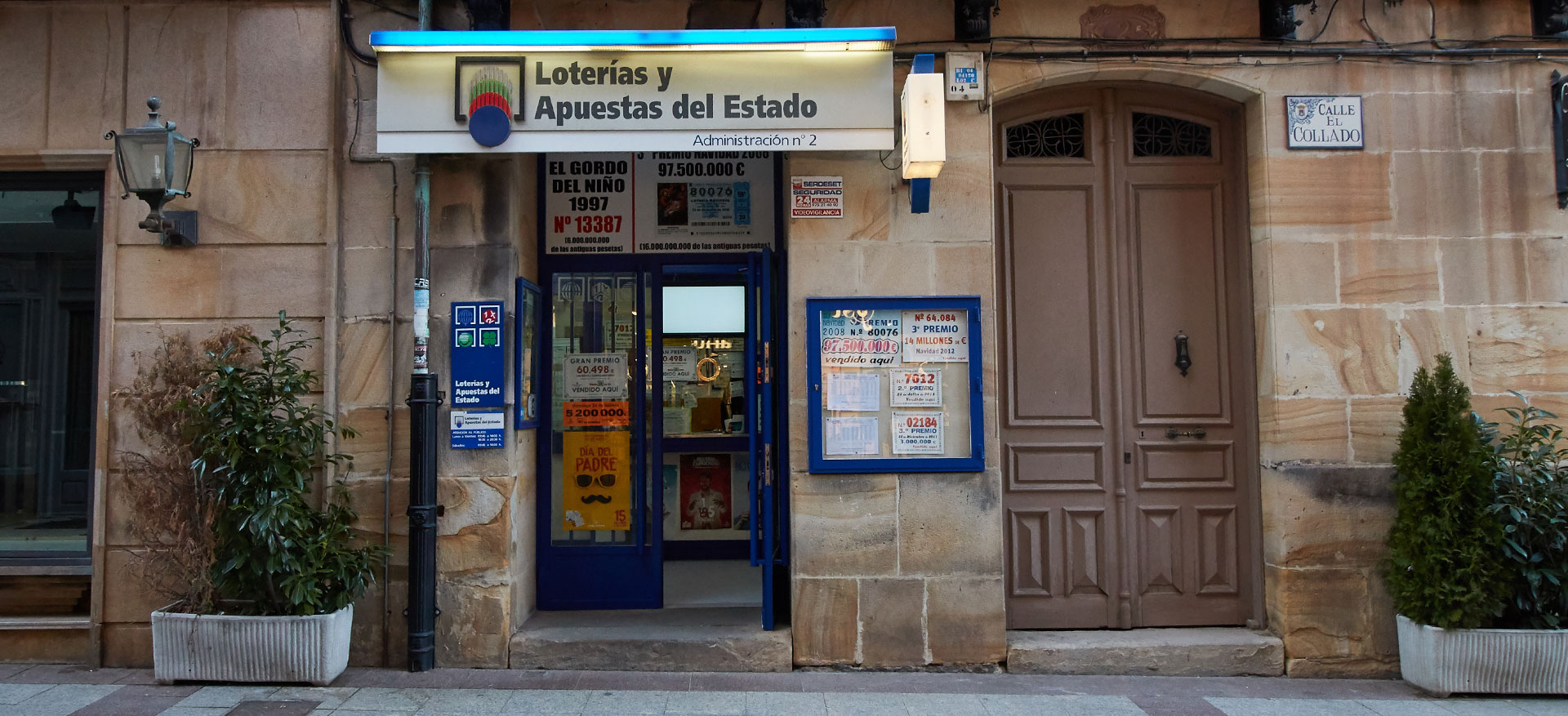 Comprar lotería de Soria
