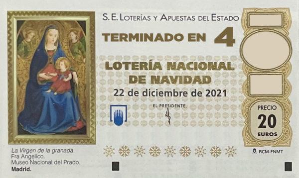Lotería de Navidad de Soria