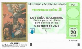 Loteria del Niño de Soria